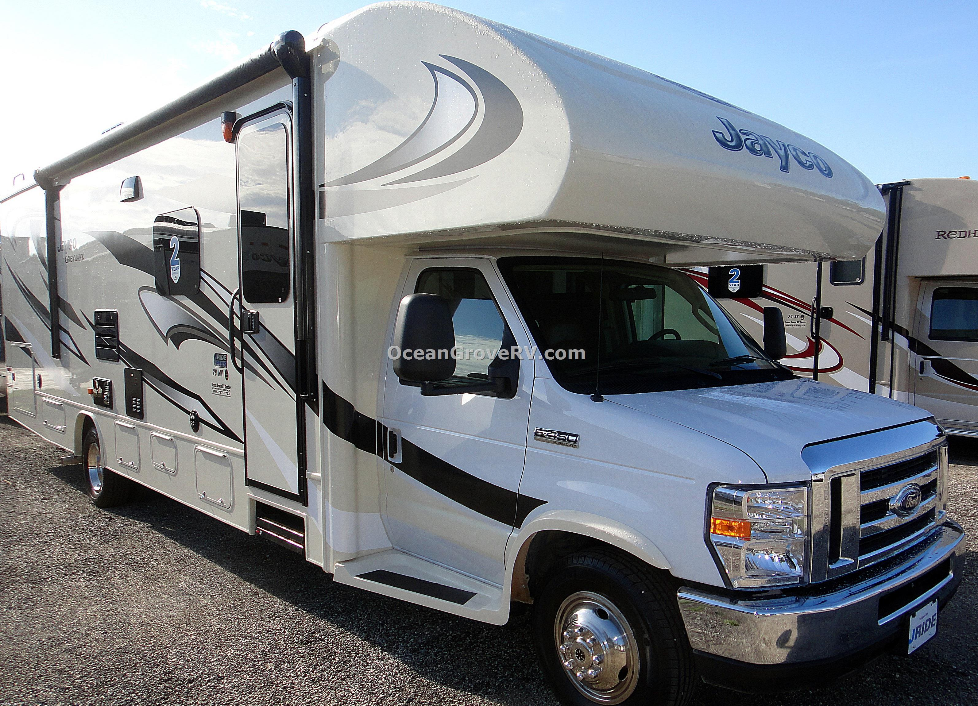 New 2016 Jayco Greyhawk 29MV Photo