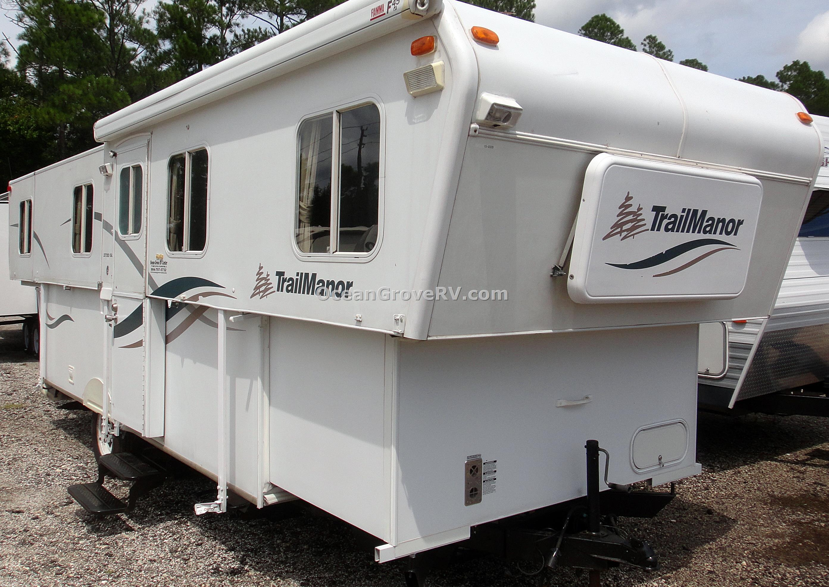 Used 2007 TrailManor 2720SL Photo