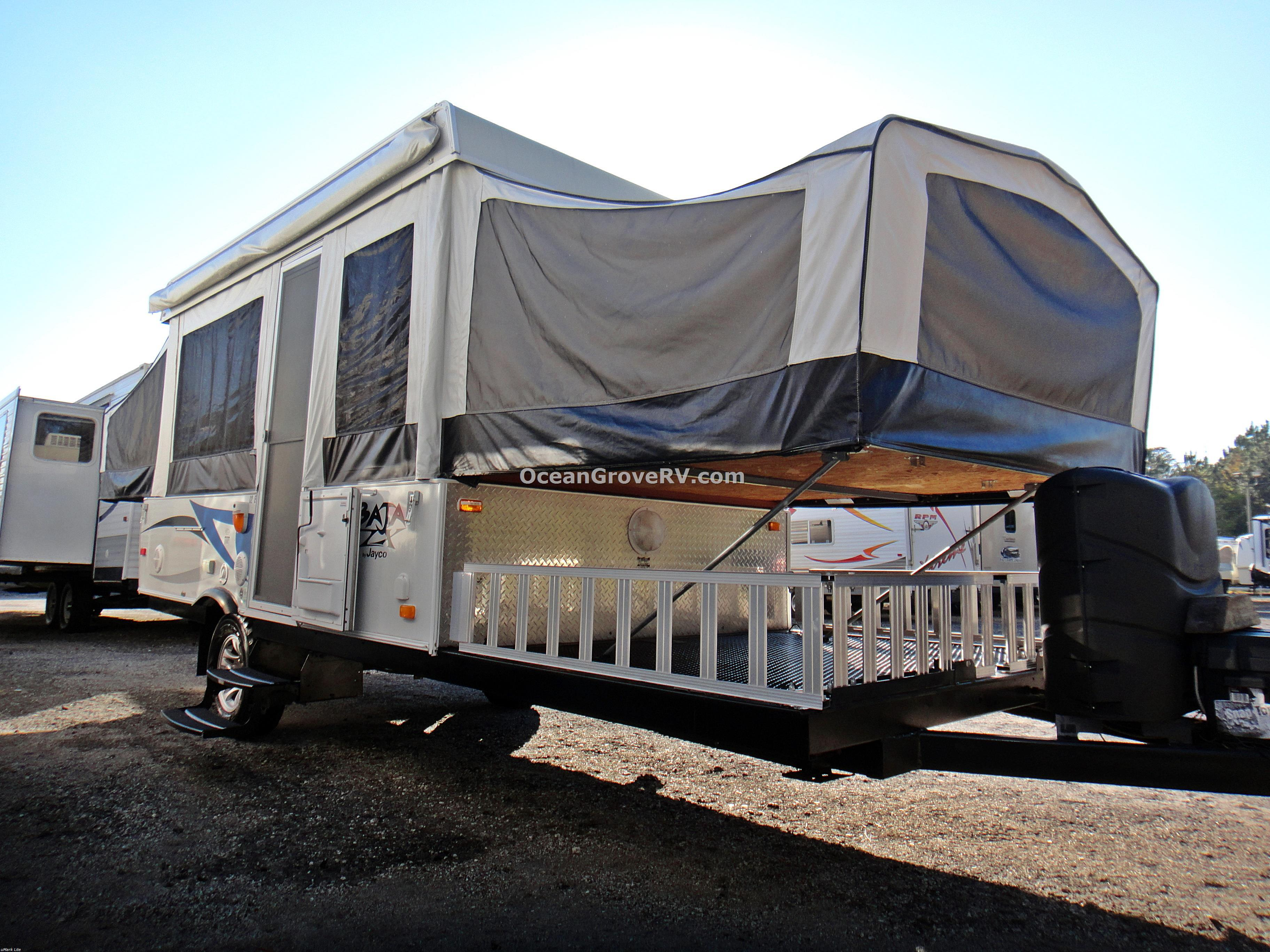 Used 2011 Jayco Baja 12E Photo