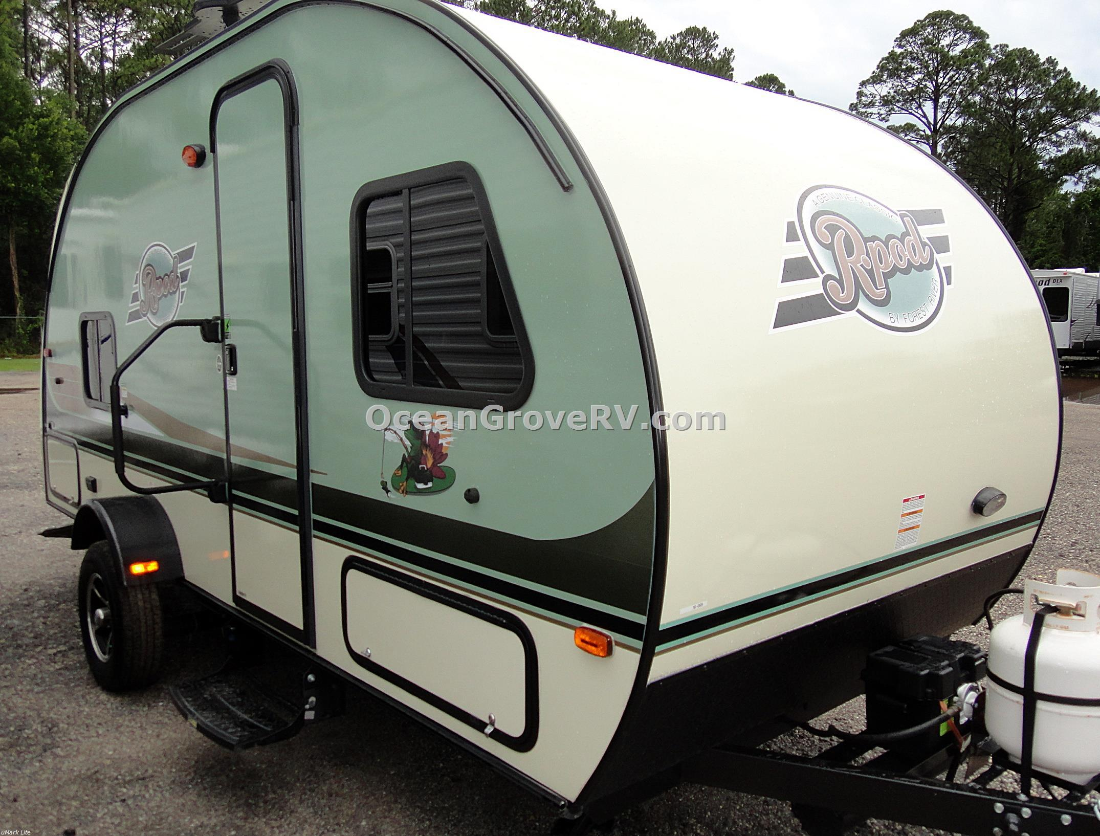 Used 2016 Forest River RV R Pod RP-182G Photo
