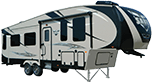 RV Type Fifth Wheels