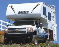 Lance Camper Short Bed Campers