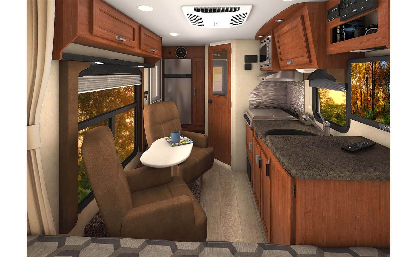 Lance 1475 Travel Trailer Simplification Identify