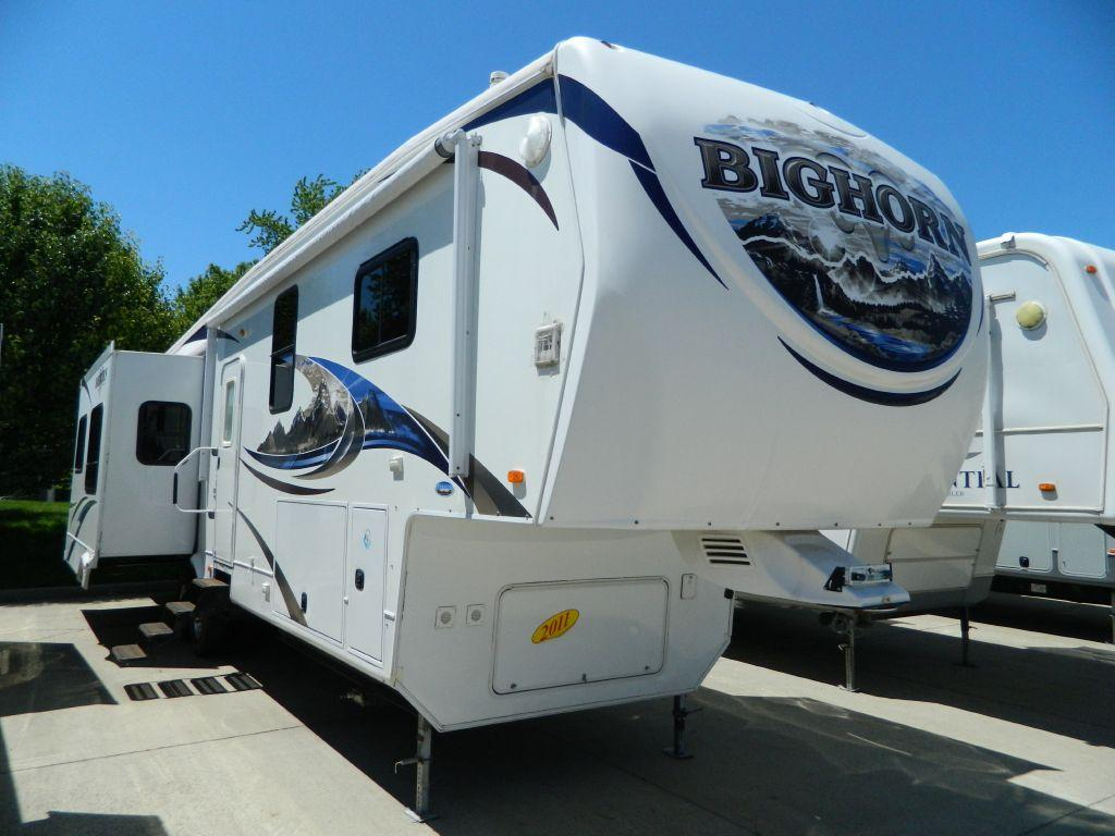 Used 2011 Heartland Bighorn 3610RE Photo