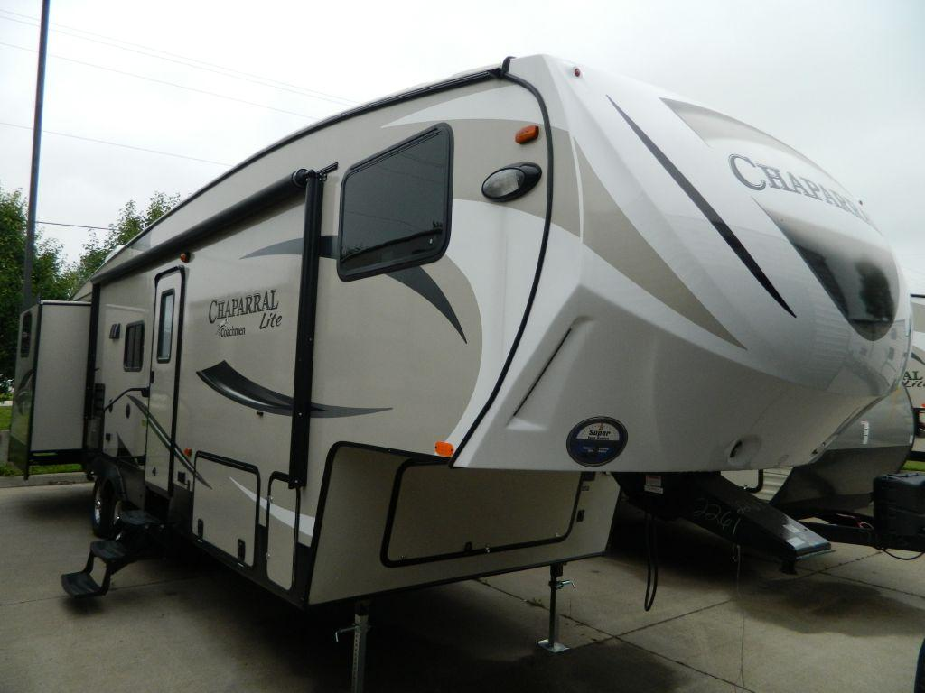 New 2016 Coachmen RV Chaparral Lite 30BHS Photo
