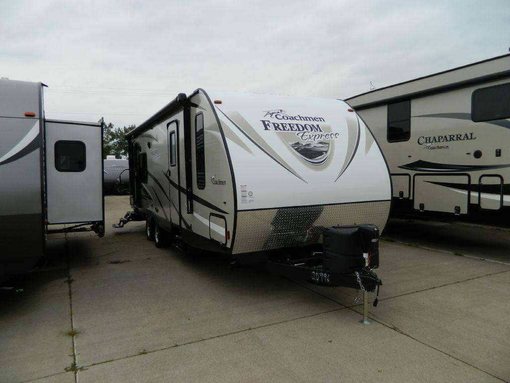 New 2016 Coachmen RV Freedom Express 276RKDS Photo