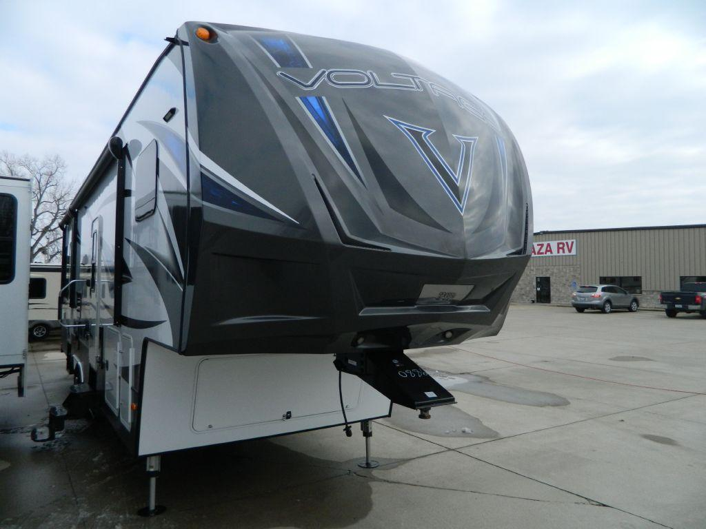 New 2016 Dutchmen RV Voltage V-Series V3005 Photo