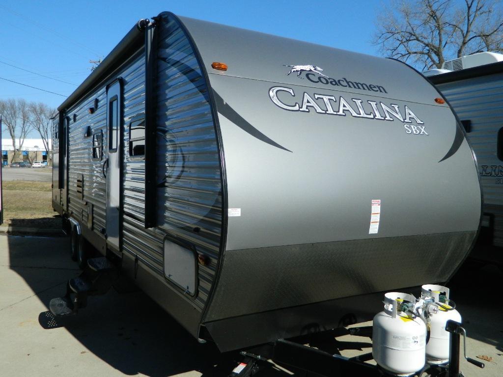 New 2016 Coachmen RV Catalina SBX 321BHDSCK Photo