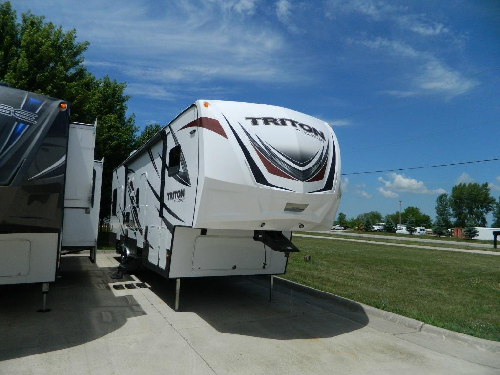 New 2016 Dutchmen RV Triton 3451 Photo
