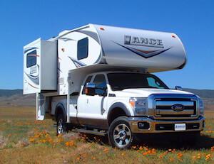 Lance Truck Camper