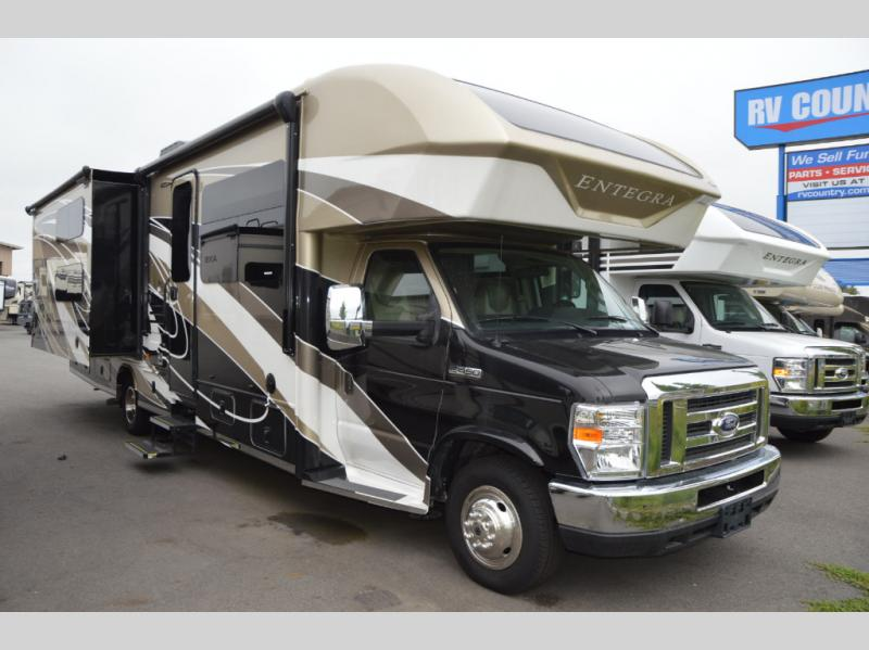 New 2018 Entegra Coach Esteem 31L Motor Home Class C at RV Country