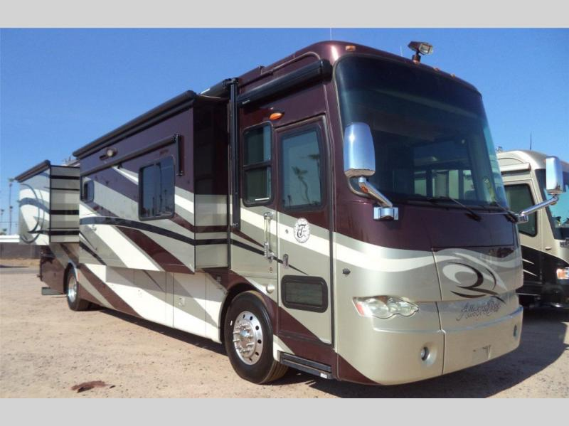 Used 2011 Tiffin Motorhomes Allegro Bus 40 QXP Motor Home Class A