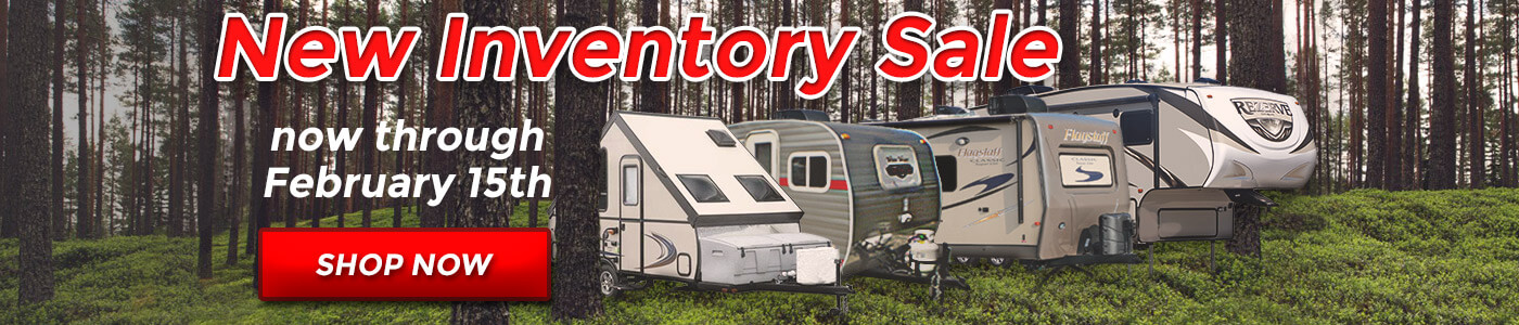 New Inventory Sale