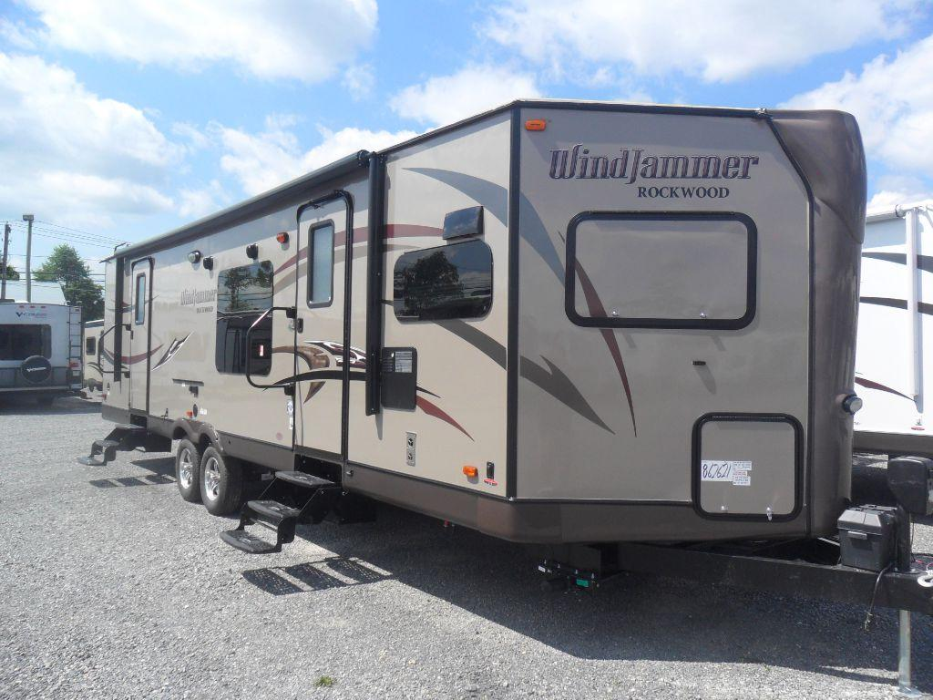 New 2015 Forest River RV Rockwood Wind Jammer 3008W Photo