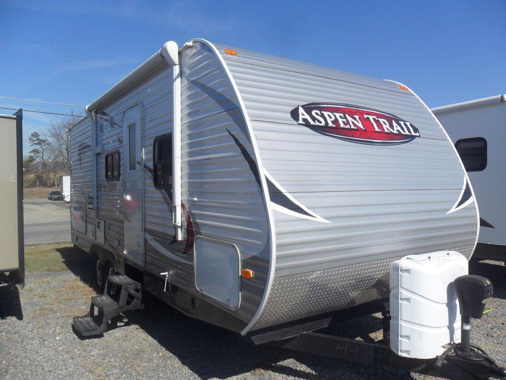 Used 2013 Dutchmen RV Aspen Trail 2110RBS Photo