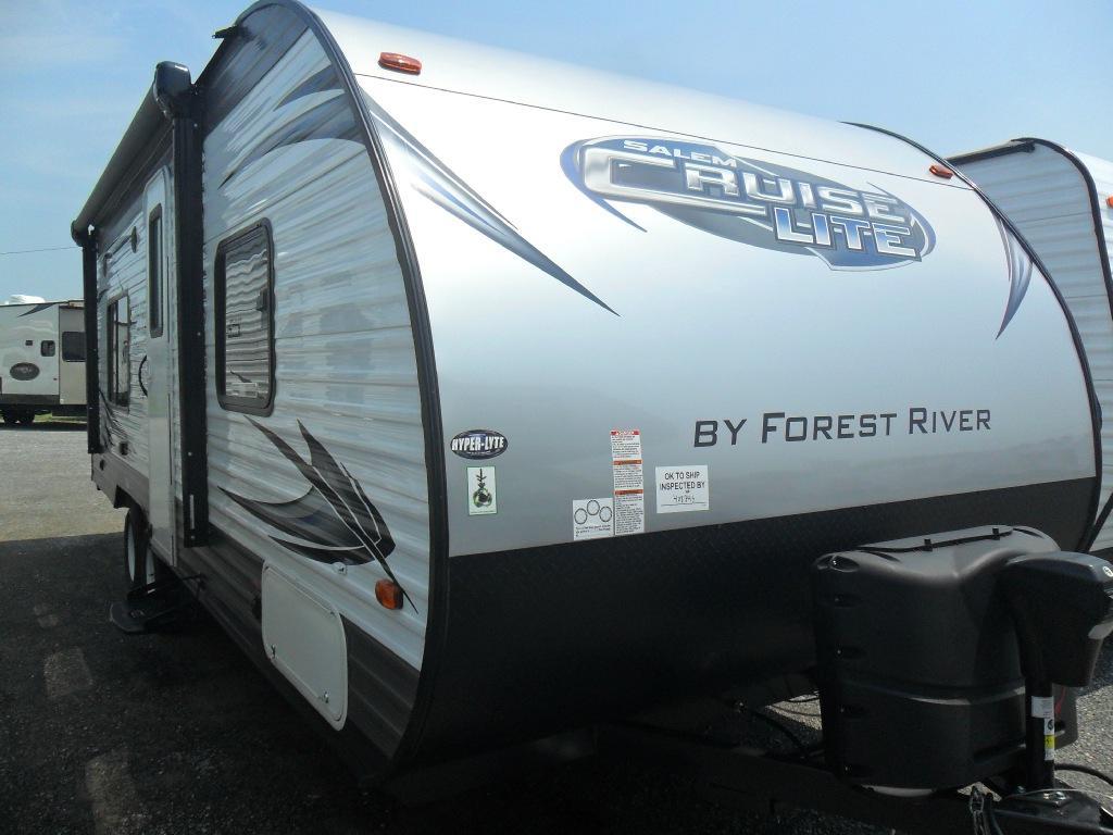 New 2016 Forest River RV Salem Cruise Lite 241QB Photo