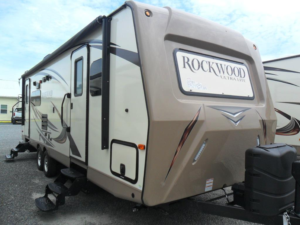 New 2016 Forest River RV Rockwood Ultra Lite 2604WS Photo