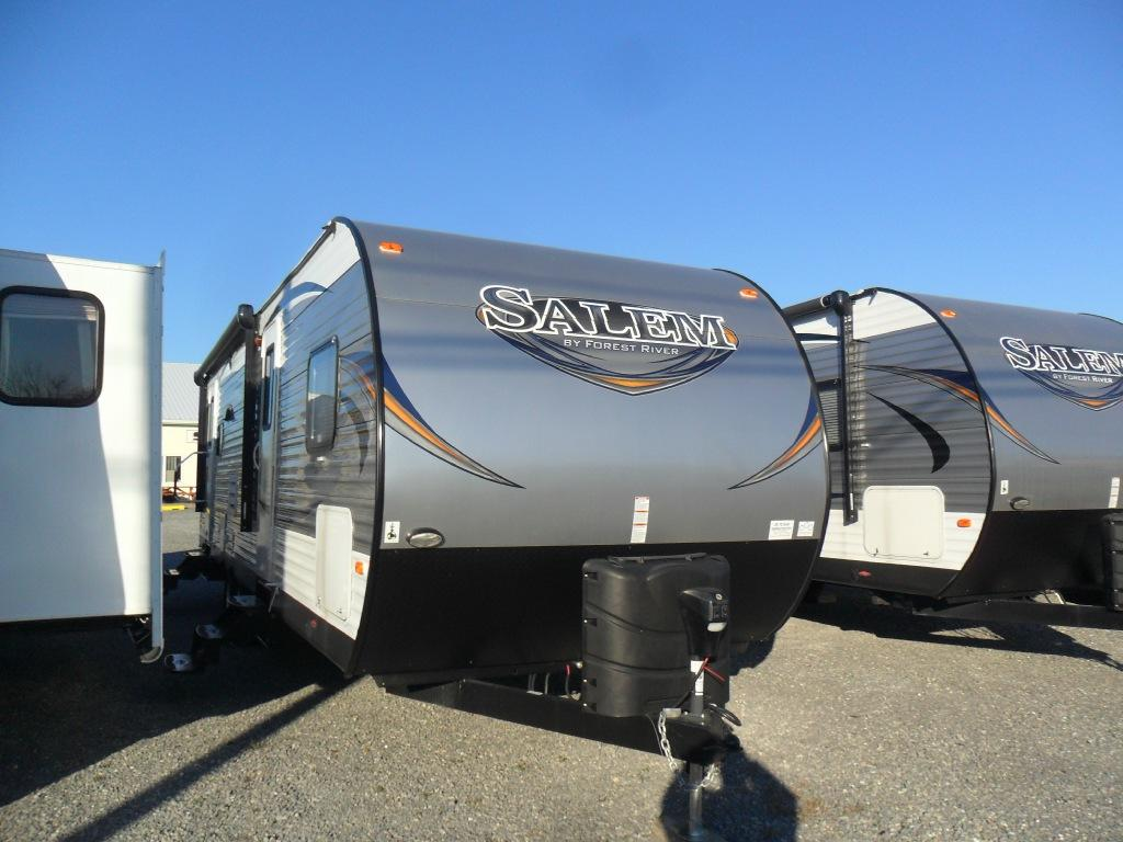 New 2016 Forest River RV Salem 28RLDS Photo