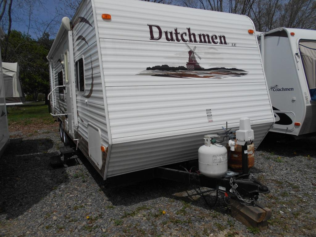 Used 2010 Dutchmen RV Dutchmen 26B-DSL Sport Photo
