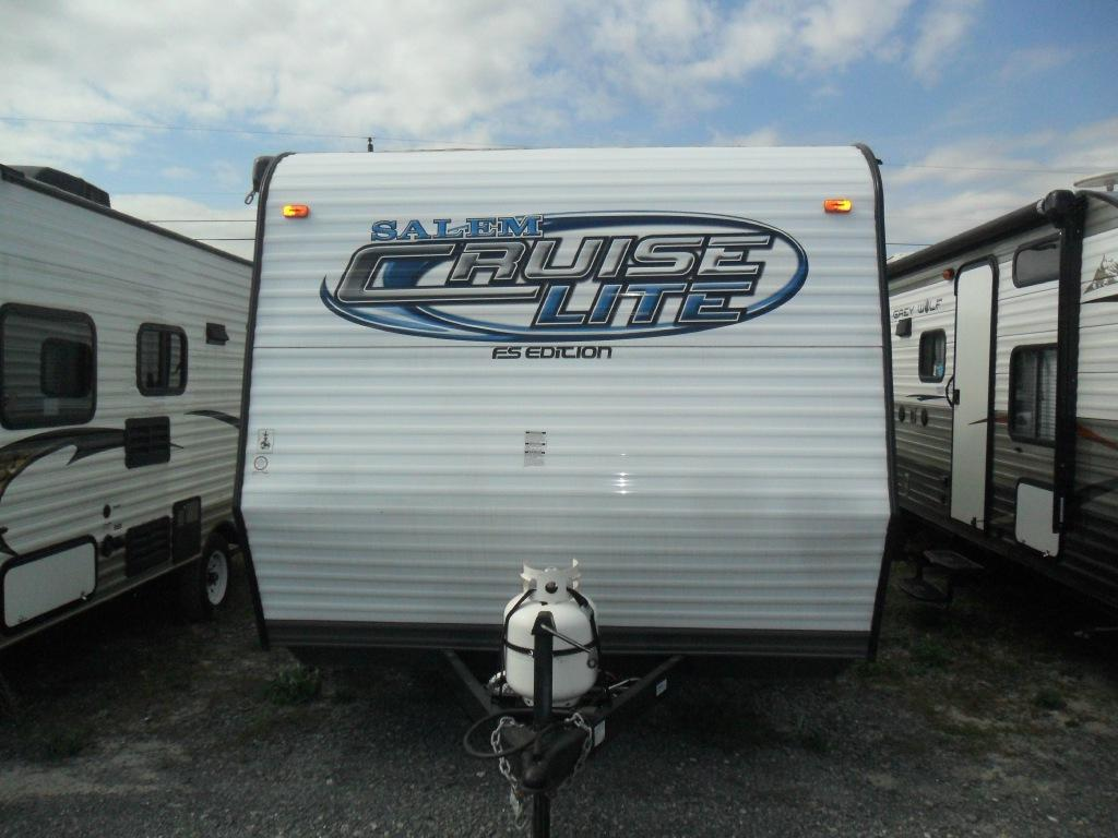 Used 2014 Forest River RV Salem Cruise Lite FS 195BH Photo