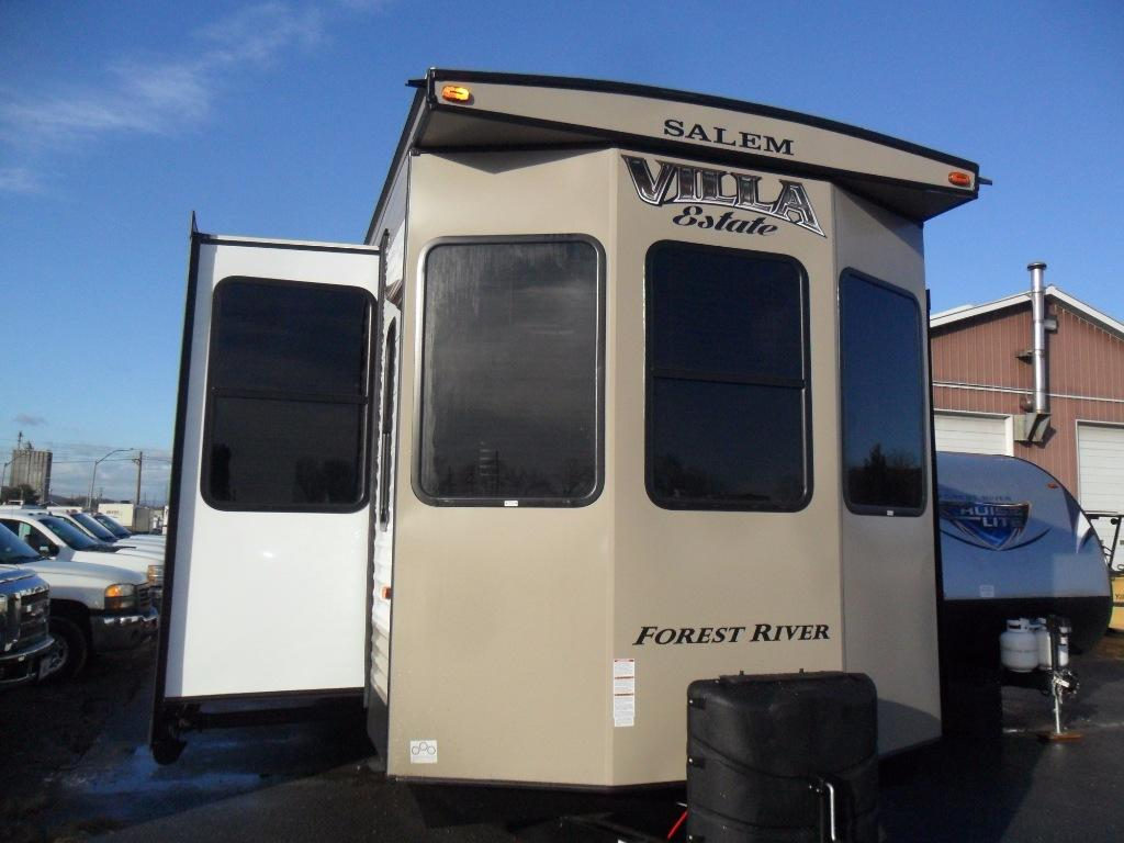 New 2017 Forest River RV Salem 4092BFL Photo