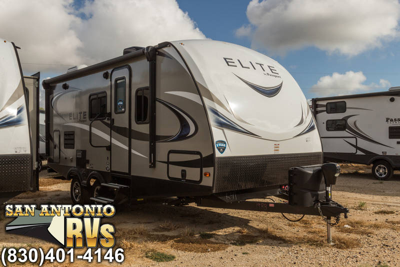 New 2019 Keystone RV Passport Elite 19RB Travel Trailer at