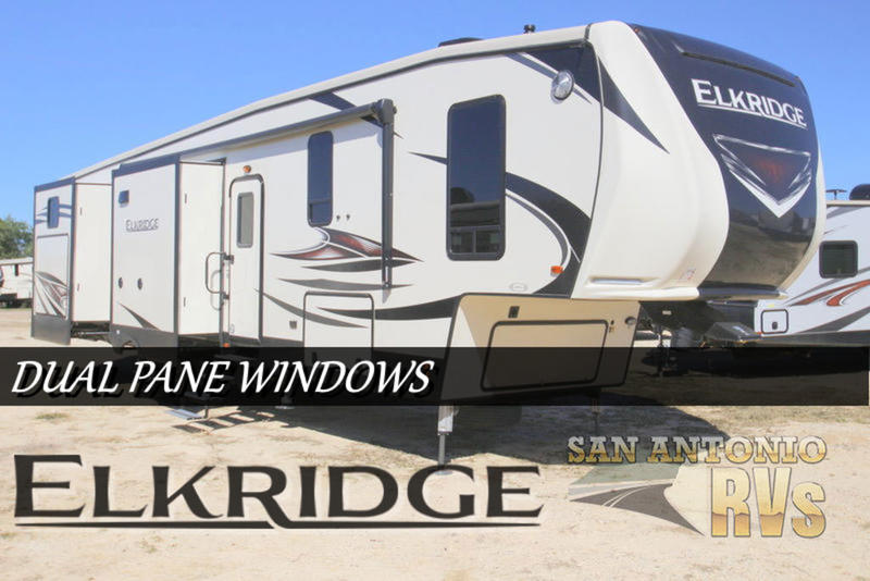 New 2019 Heartland ElkRidge 38RSRT Fifth Wheel at San
