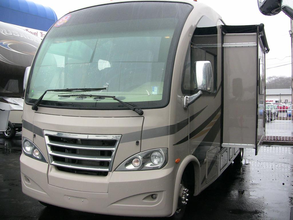 New 2015 Thor Motor Coach Axis 24.2 Photo