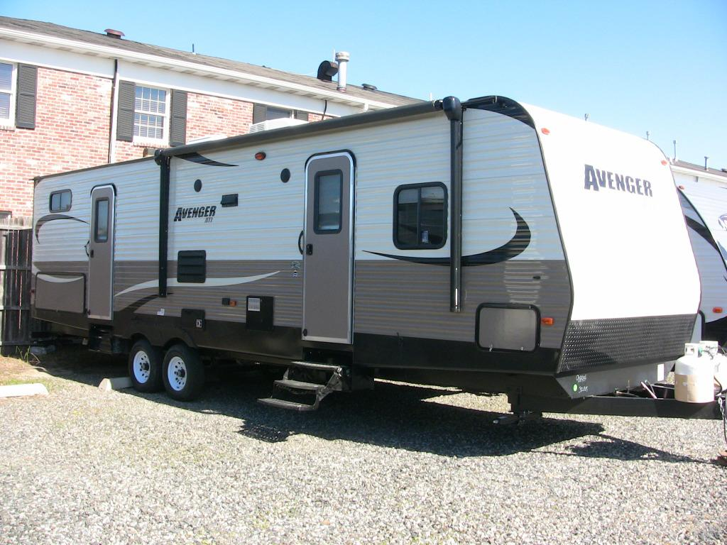 New 2016 Prime Time RV Avenger ATI 32BBS Photo