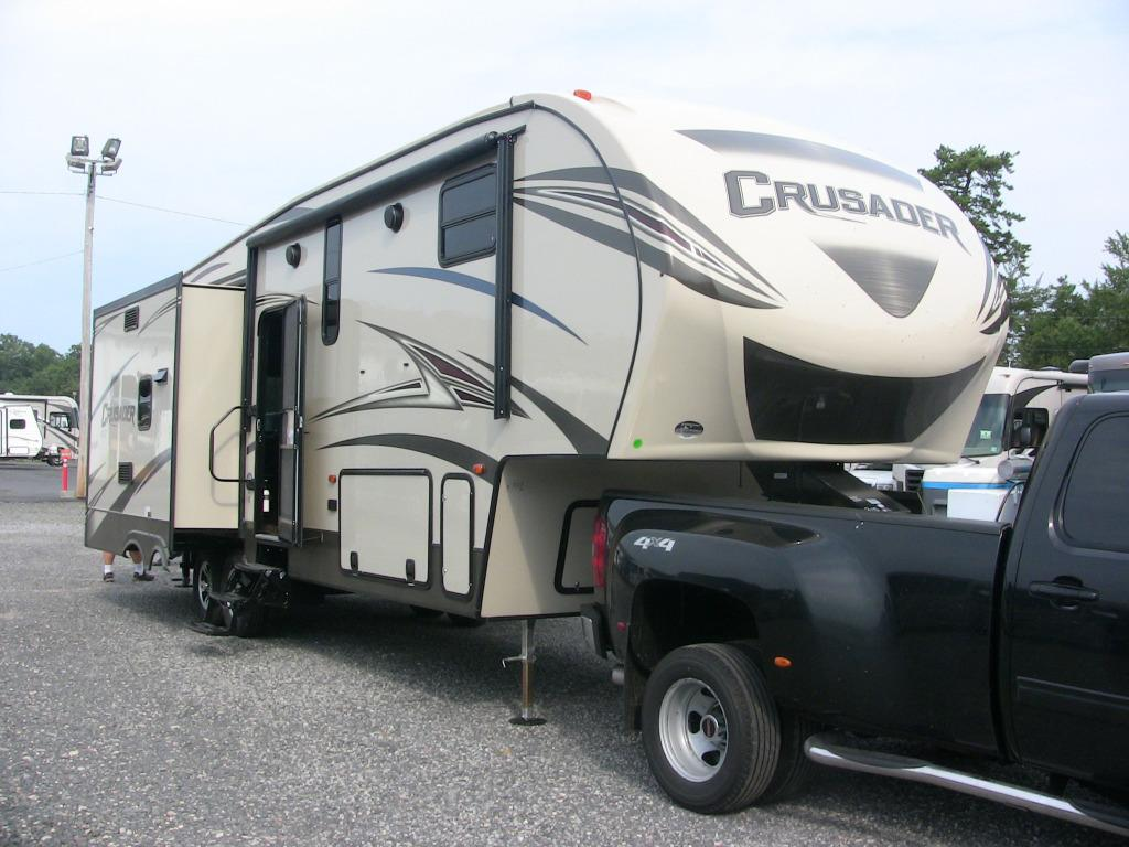 New 2016 Prime Time RV Crusader 315RST Photo