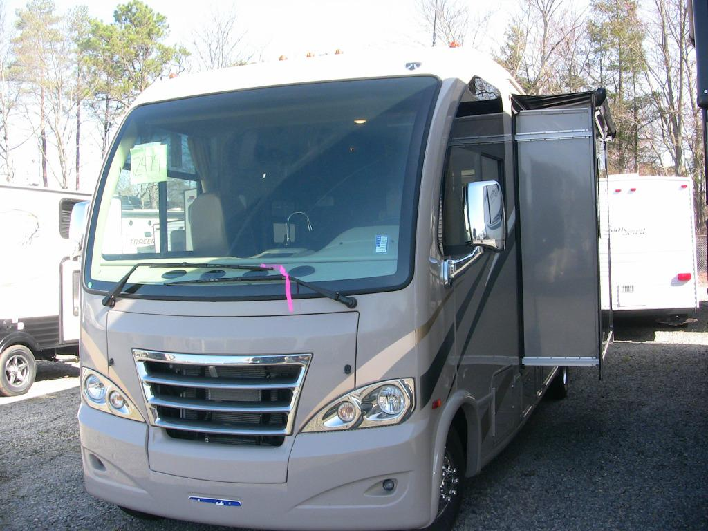 New 2016 Thor Motor Coach Axis 25.1 Photo