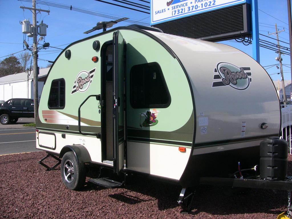 New 2017 Forest River RV R Pod RP-177 Photo
