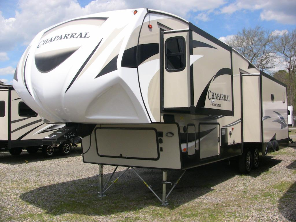 New 2017 Coachmen RV Chaparral 336TSIK Photo