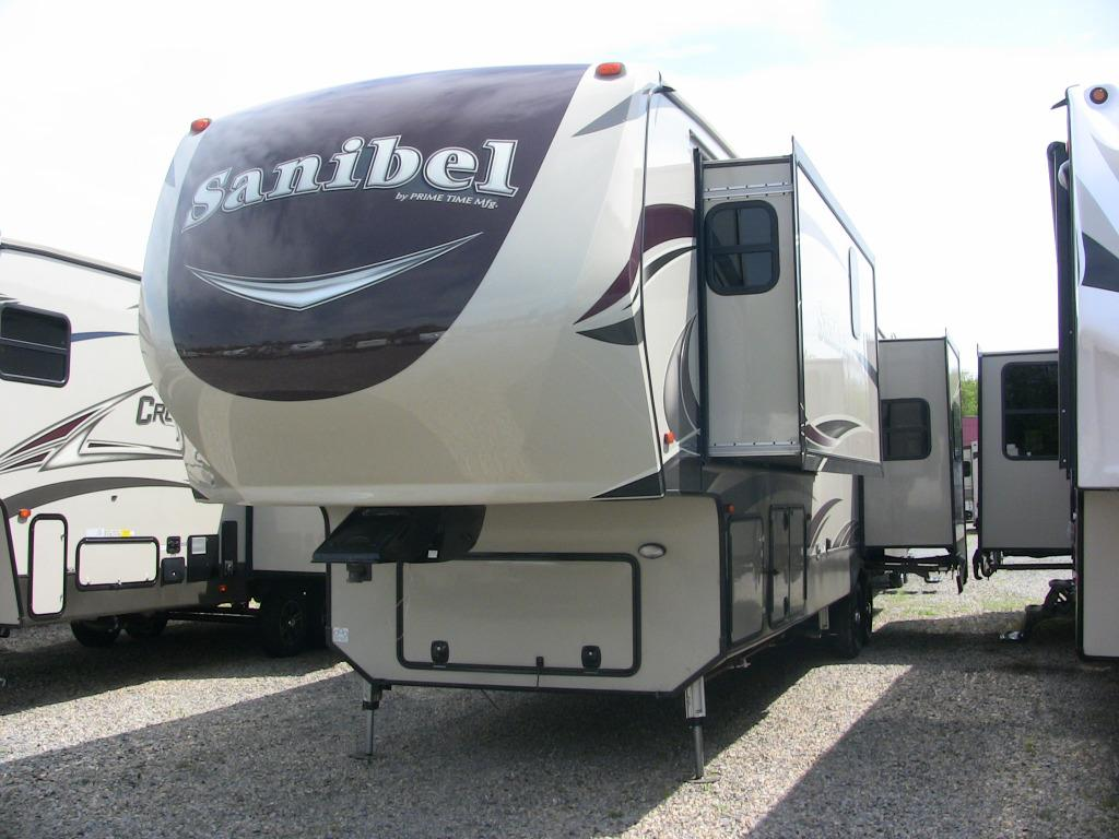 New 2017 Prime Time RV Sanibel 3701 Photo