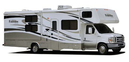 Class C Forest River Forester Rental RV