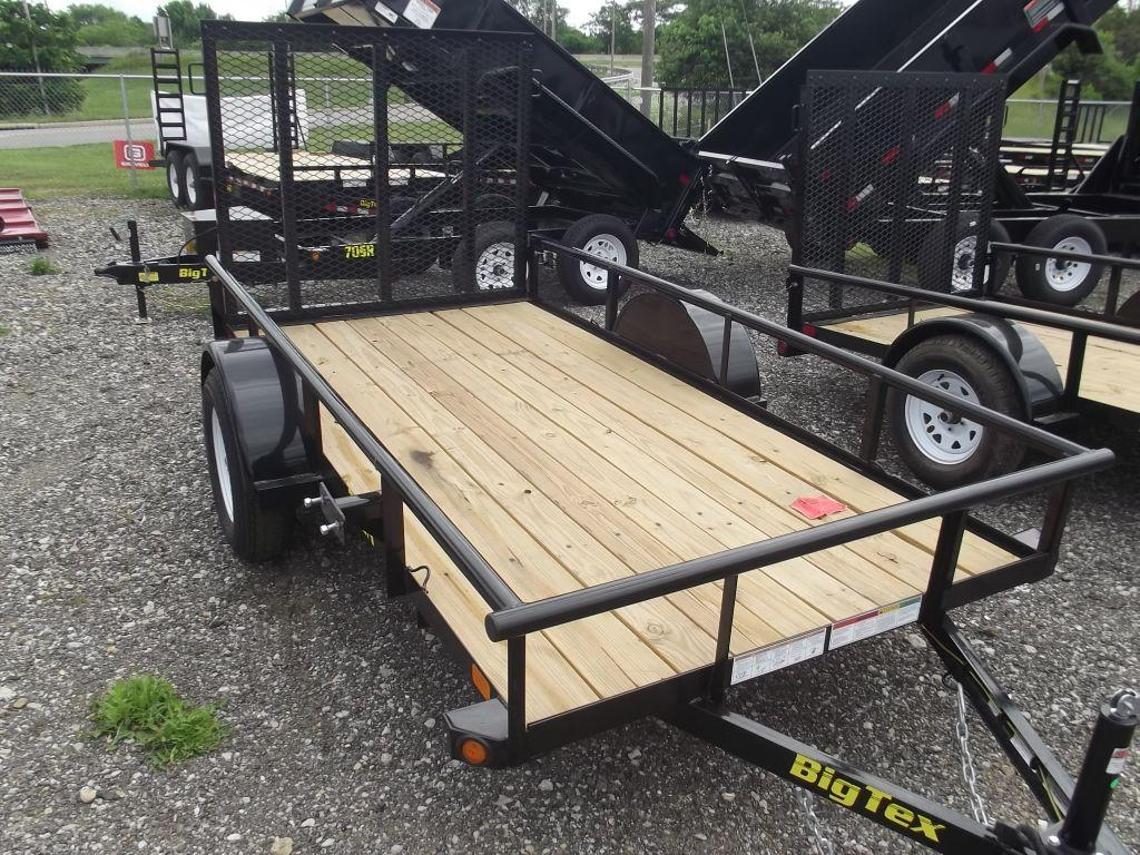 New 2015 Big Tex Trailers Big Tex 30SA-10BK4RG Photo