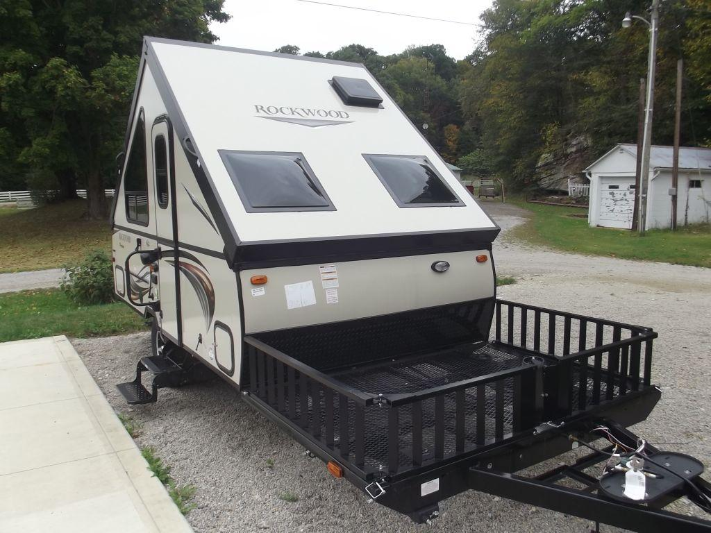 New 2016 Forest River RV Rockwood Hard Side Series A122TH Photo