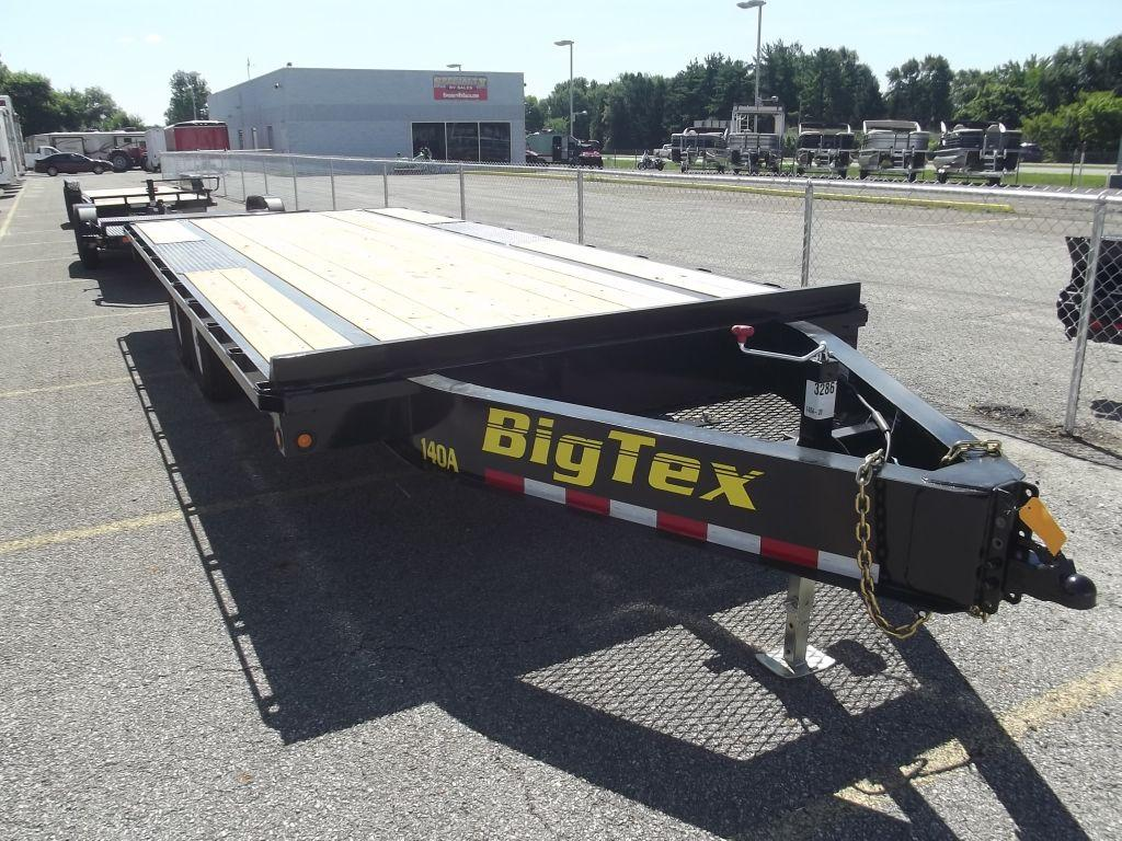 New 2015 Big Tex Trailers Equipment and Tilt Trailers 14OA-20 Photo