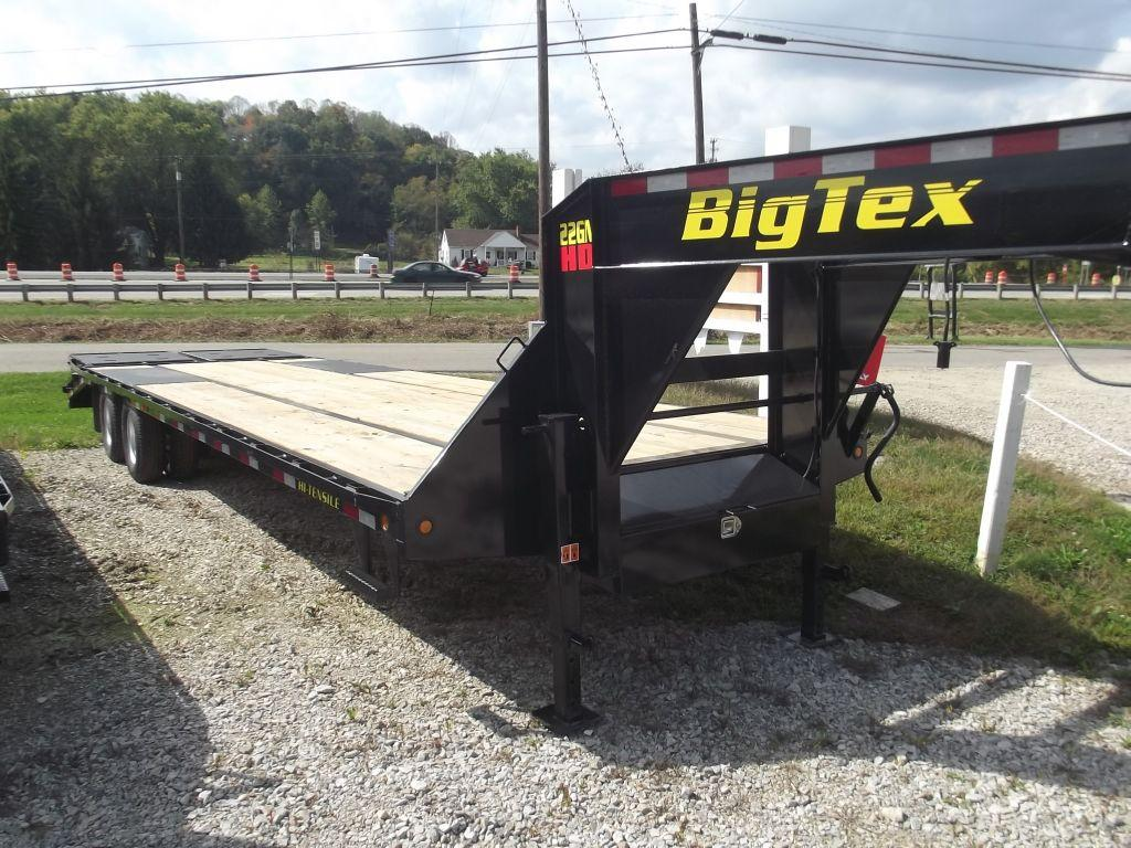 New 2015 Big Tex Trailers Gooseneck Pintle Trailers 22GN HD Photo