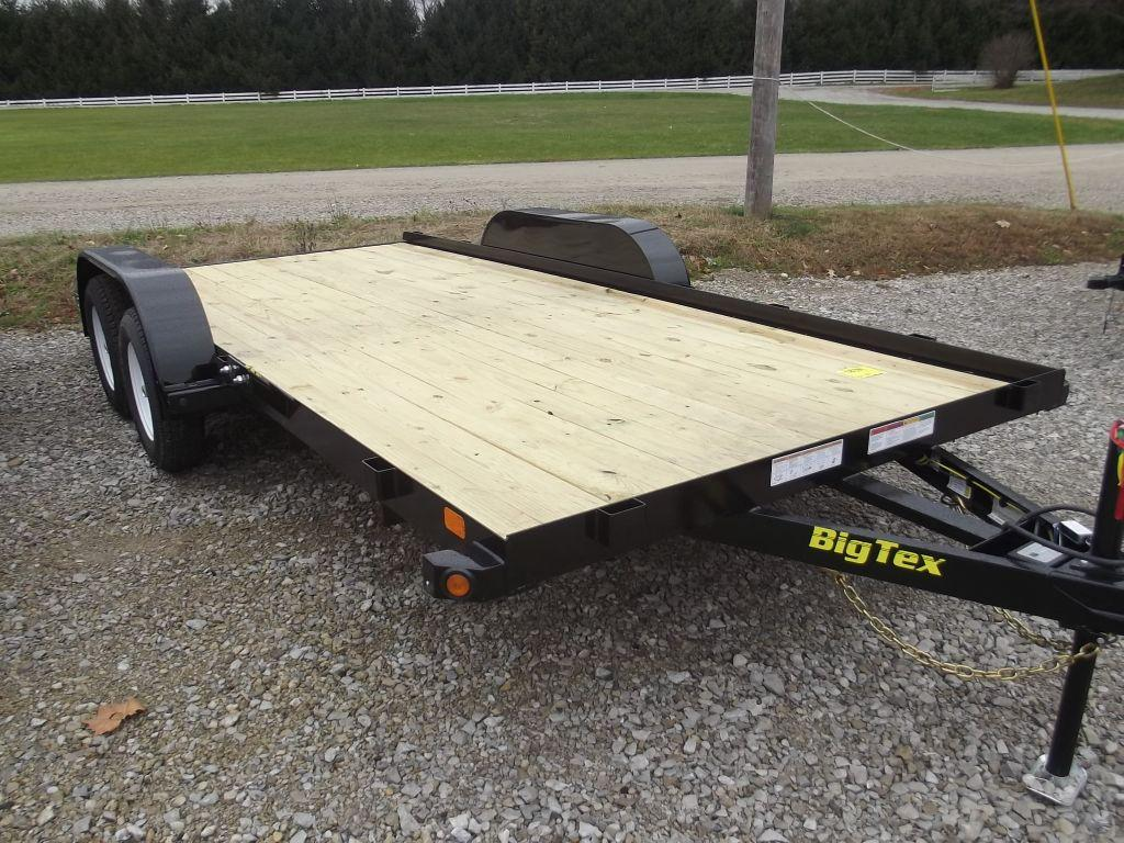 New 2016 Big Tex Trailers Big Tex 60CH16BK Photo
