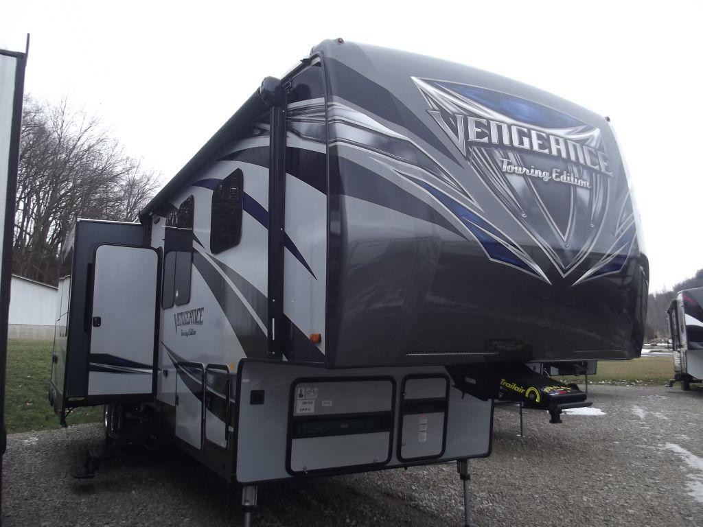 New 2016 Forest River RV Vengeance Touring Edition 38D12 Photo