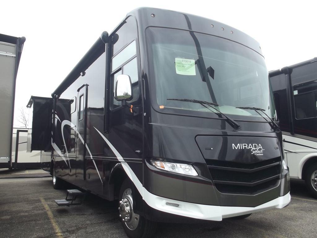 New 2016 Coachmen RV Mirada Select 37LS Photo