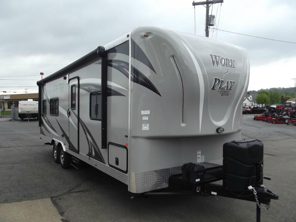 New 2017 Forest River RV Work and Play Ultra Lite 25WB LE Photo