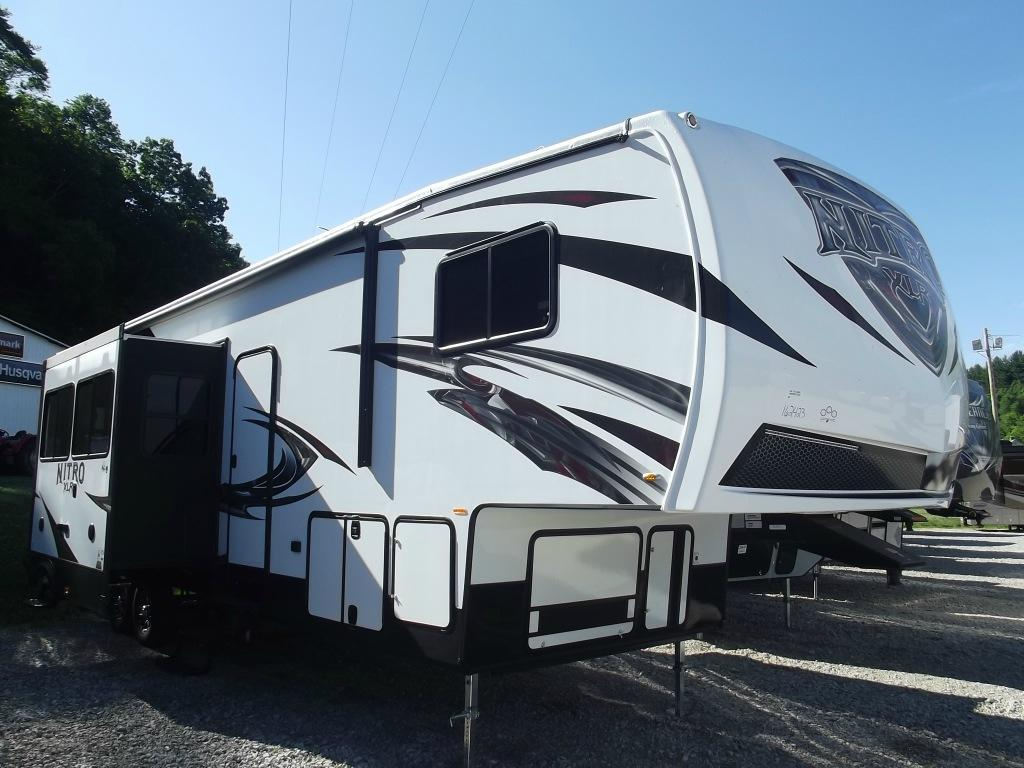 New 2017 Forest River RV XLR Nitro 36TI5 Photo
