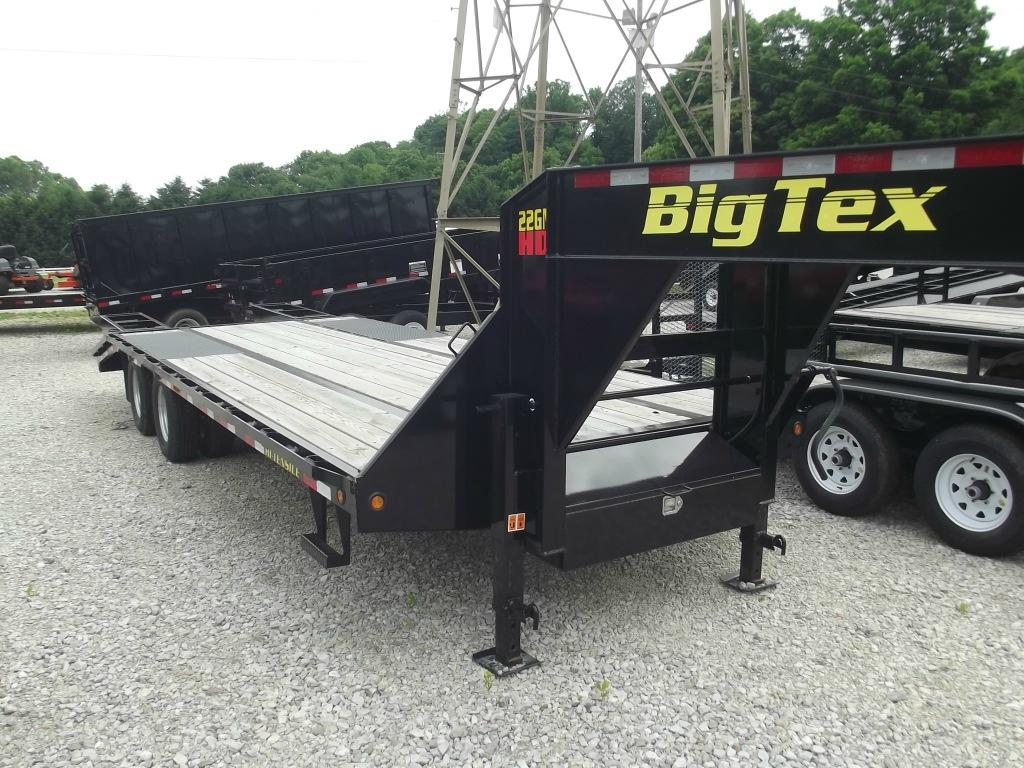 New 2015 BIG TEX 22GN20BK5 Photo