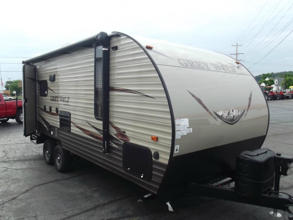 New 2017 Forest River RV Cherokee Grey Wolf 19RR Photo