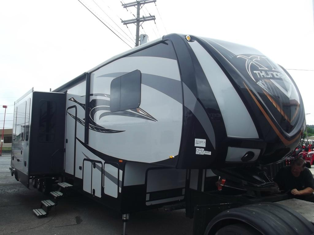 New 2017 Forest River RV XLR Thunderbolt 375AMP Photo