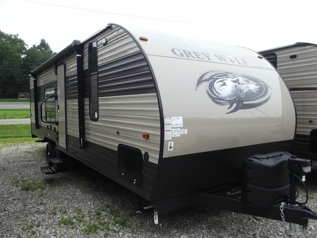 New 2017 Forest River RV Cherokee Grey Wolf 26RR Photo