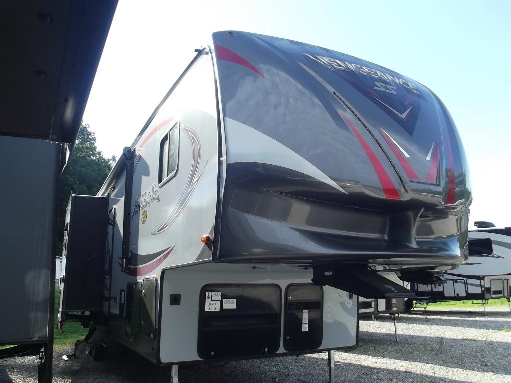 New 2017 Forest River RV Vengeance Super Sport 320A Photo