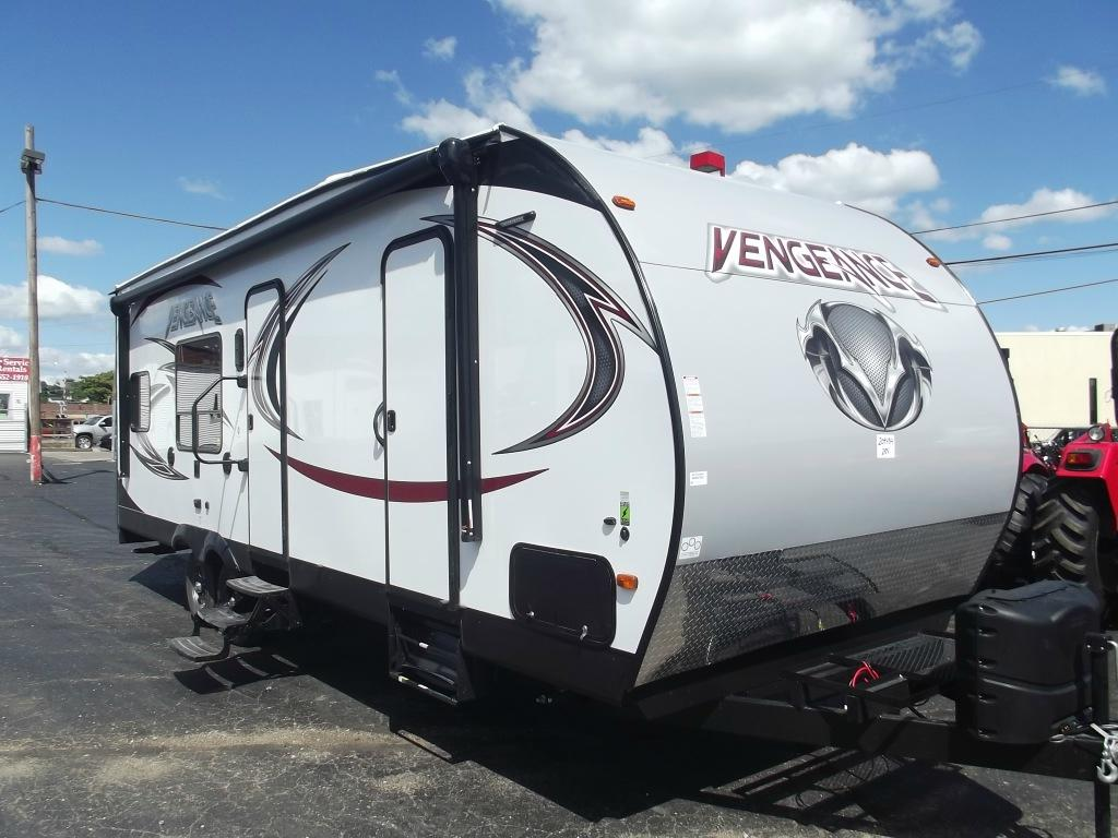 New 2017 Forest River RV Vengeance Super Sport 25V Photo